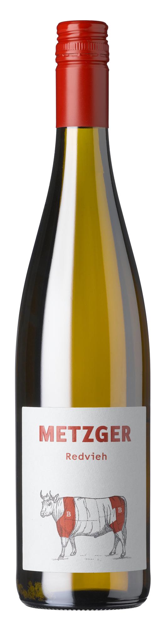 Weingut Metzger Redvieh 2020