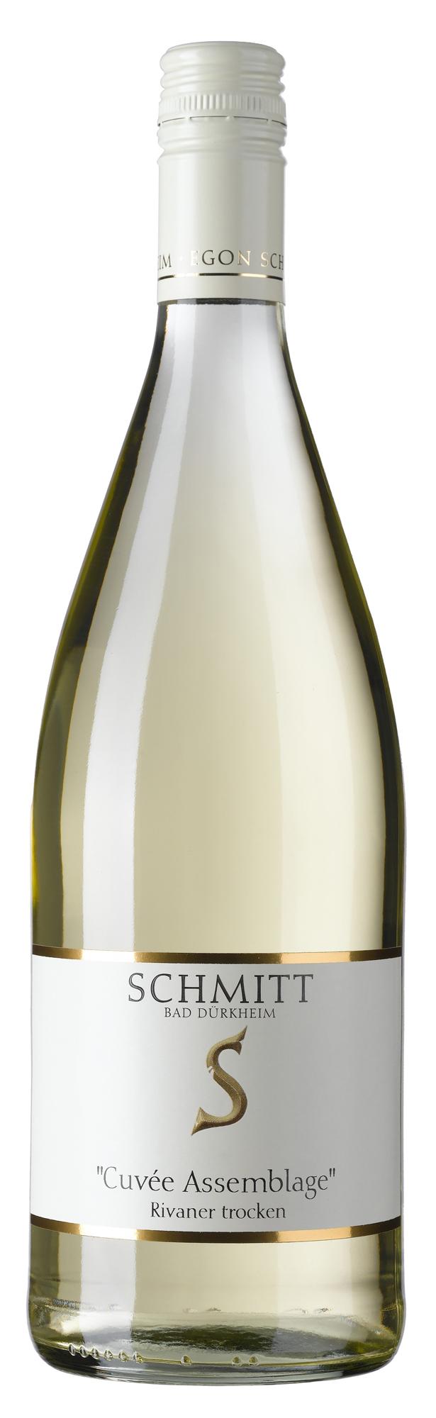 Weingut Schmitt  Rivaner Liter 2020