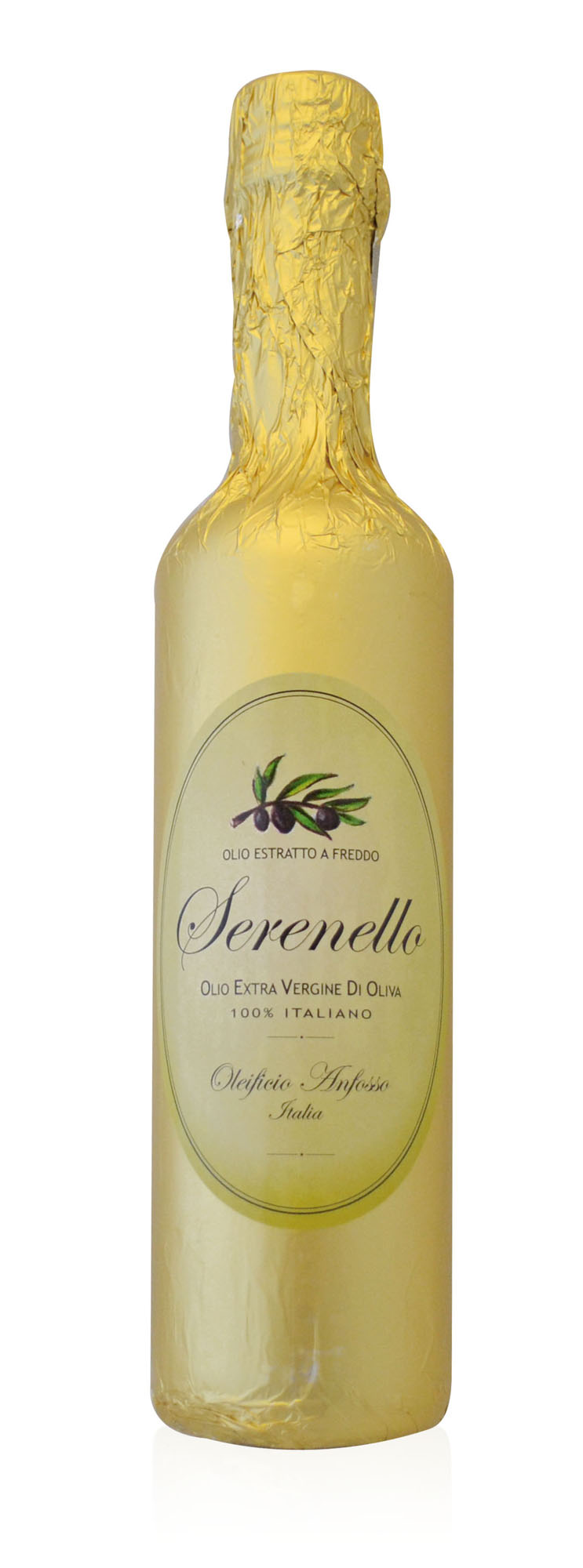 Extra Natives Olivenöl aus Italien 0,5 l