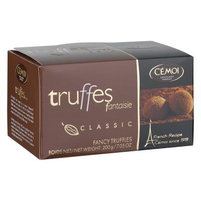 Truffes en Chocolat Cemoi 200g