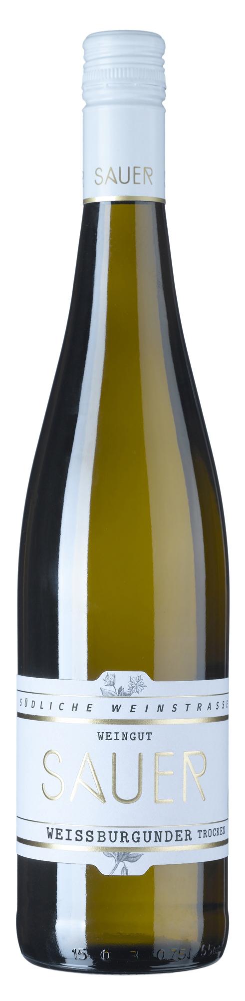 Weingut Sauer Weißburgunder 2019