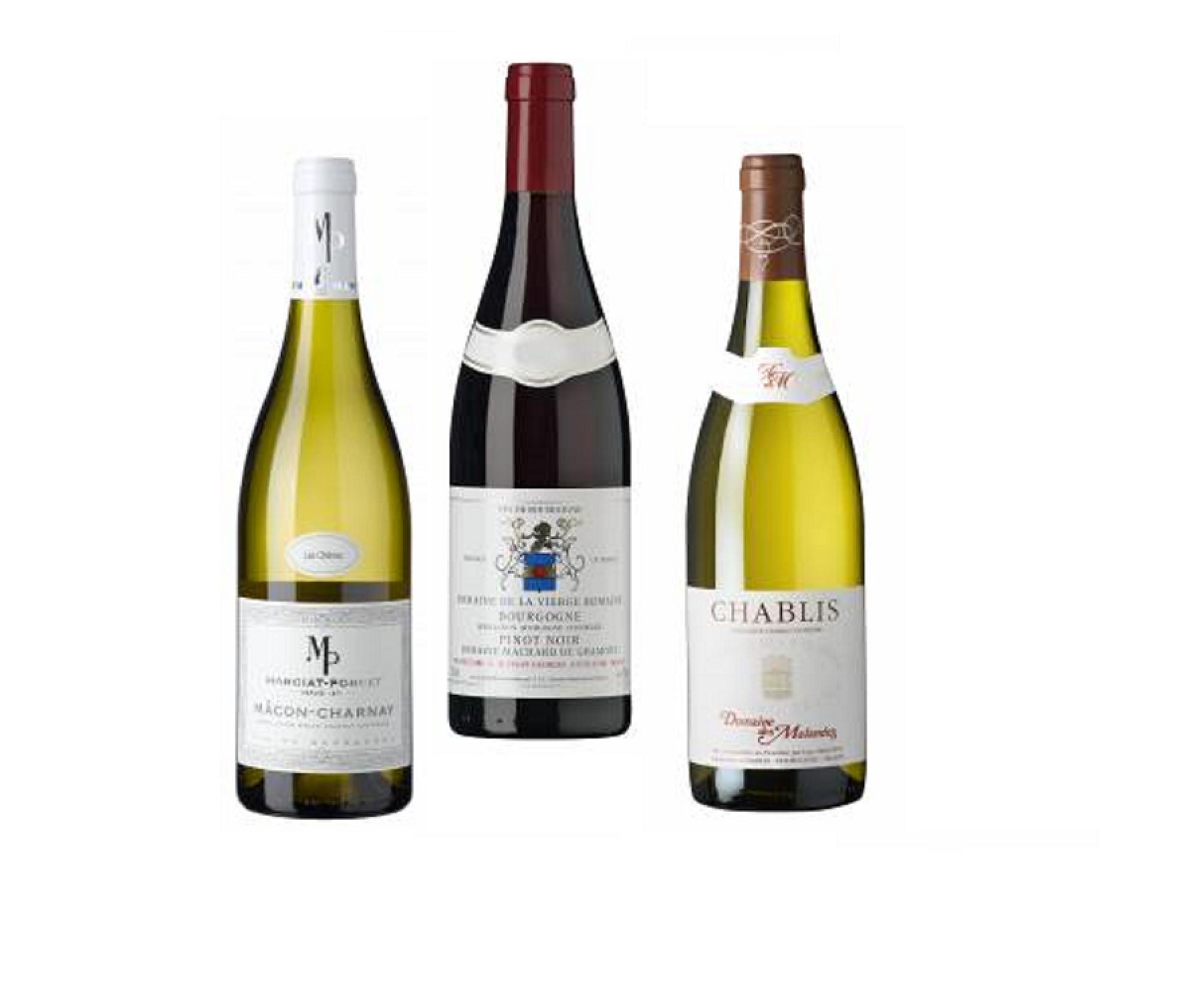 Probierpaket Burgund