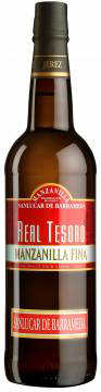 Sherry Real Tesoro Manzanilla Fina