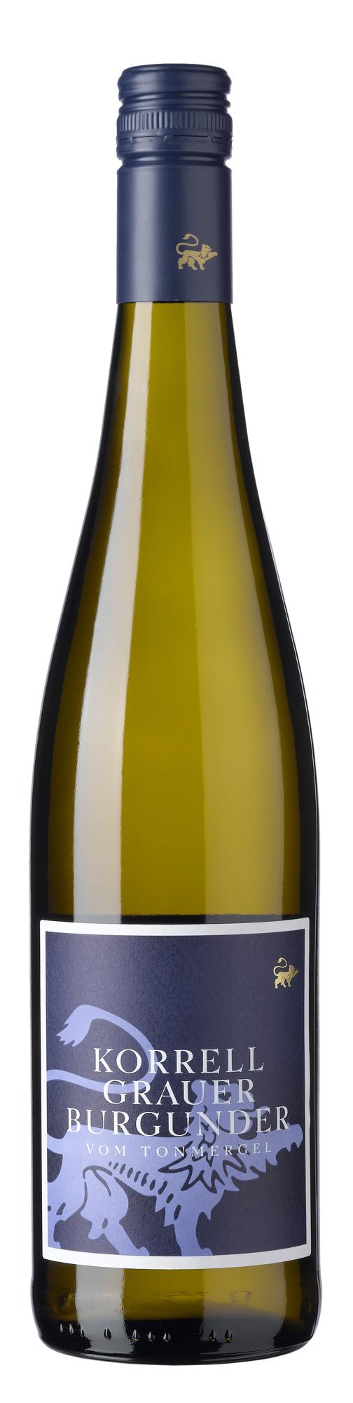 Weingut Korrell Grauer Burgunder 2020