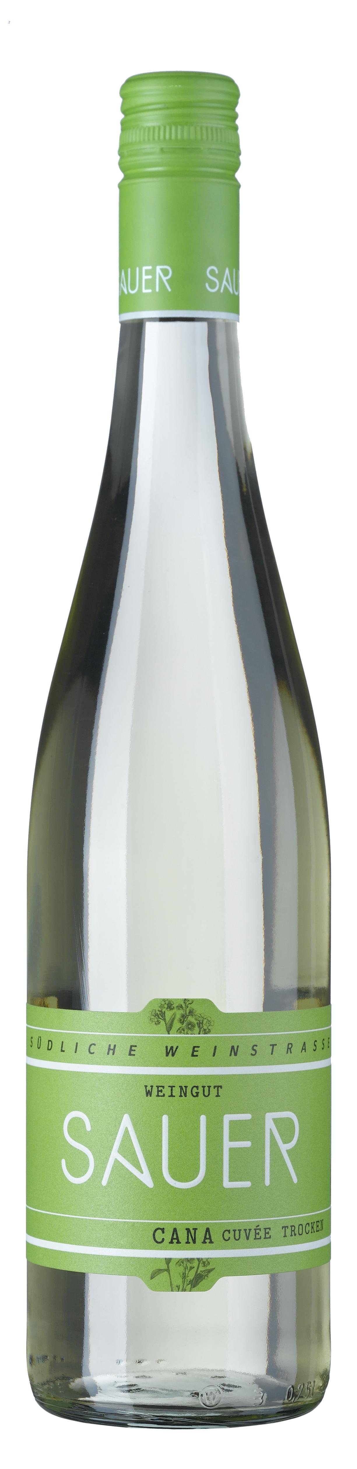 Weingut Heiner Sauer Cuvée Cana 2019